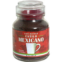 Cafe Bustelo Mexican Blend Instant Coffee, 7.05 oz (Pack of 12)