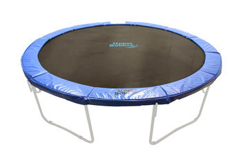 King Service Holding 15-foot Round Blue Premium Trampoline Safety Pad