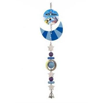 JW Pet Company Activitoys Moon Toy Single Bird Toy, Large