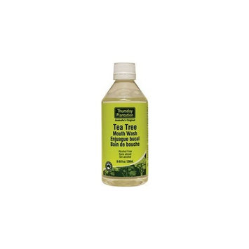 Nature's Plus Thursday Plantation - Tea Tree Mouthwash - 8.45 oz.
