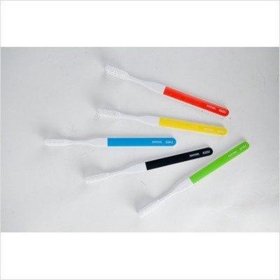 Kikkerland Pantone Toothbrush Set, 5 Count