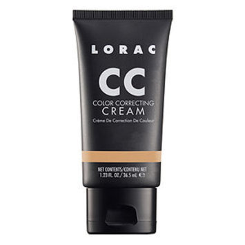 LORAC CC Color Correcting Cream CC3 Tan 1.23 oz