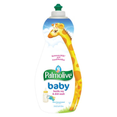 Palmolive® Ultra Baby Bottles, Toy and Dish Wash Liquid