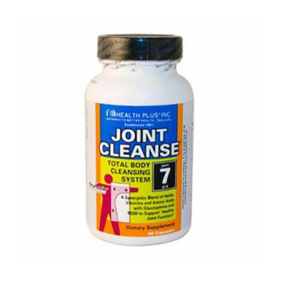 Health Plus Joint Cleanse Total Body Cleansing System 90 Capsules