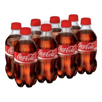 Coca-Cola Soda 12 oz, 8 pk