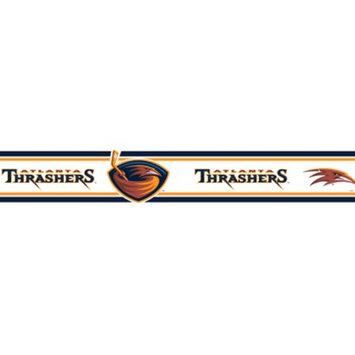 NHL Atlanta Thrashers Wallborder - 5.5