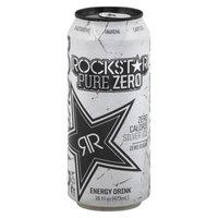 Rockstar Pure Zero Silver Ice