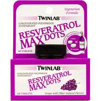 Twinlab Resveratrol Max Dots Tablets