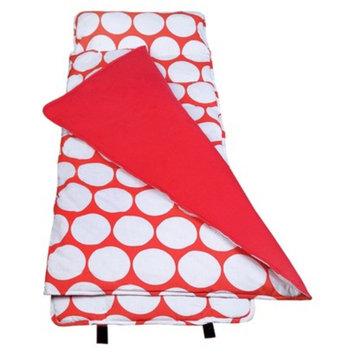 WildKin Wildkin Big Dot Original Nap Mat - Red\White