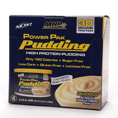 MHP Power Pak Protein Pudding