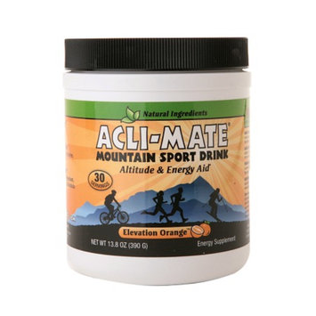 Acli-Mate Mountain Sport Drink Altitude & Energy Aid Packets