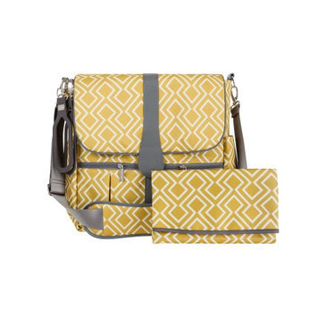 Jj Cole Collections JJ Cole Backpack Diaper Bag - Citrine