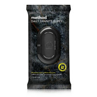 method Wet Wipes Flat Pack Daily Granite