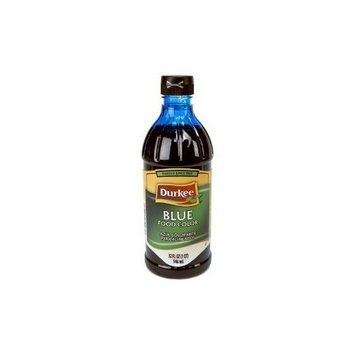 Tone Brothers Durkee Blue Food Coloring 16OZ.