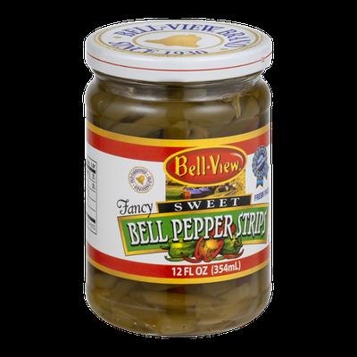 Bell-View Fancy Sweet Pepper Strips