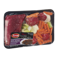 Tyson Ready For Slow Cooker Beef Roast with Vegetables Kit