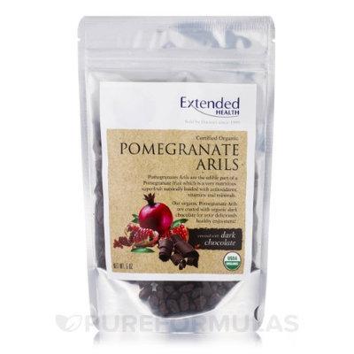 Organic Pomegrante Arils DKChoc 5 oz by Extended Health