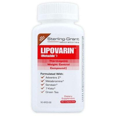 Lipovarin - Sterling Grant 90 Caps