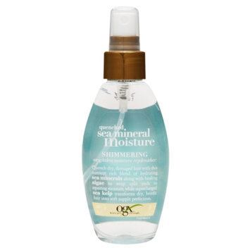 OGX® Quenched Sea Mineral Moisture Shimmering