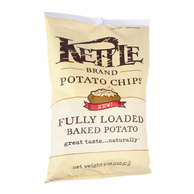Kettle  Brand® Fully Loaded Baked Potato Chips