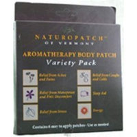 Naturopatch Aroma Body Patch Variety Pack 6 Patches