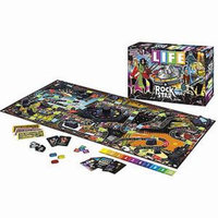 USAopoly The Game of LIFE Rock Star Edition Ages 9 and up, 1 ea
