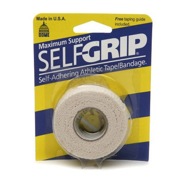 Dome Maximum Support Self-Grip Self-Adhering Athletic Tape/Bandage