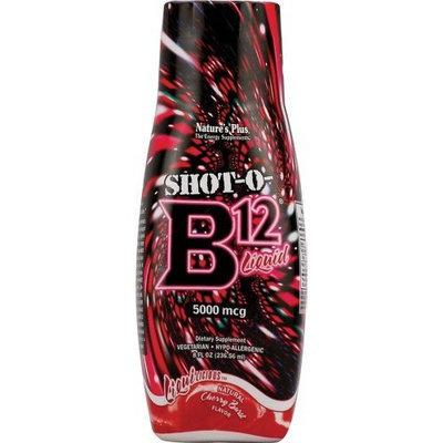 Nature's Plus Natures Plus Shot Of B12 Liquid 8 Oz
