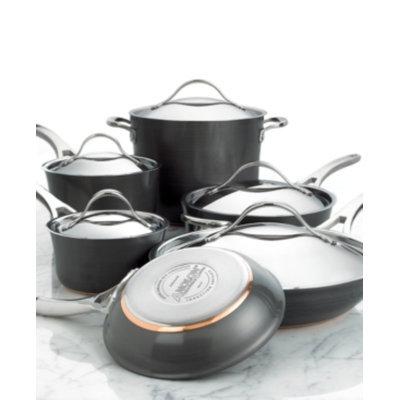 Anolon Nouvelle Copper 11-pc. Cookware Set