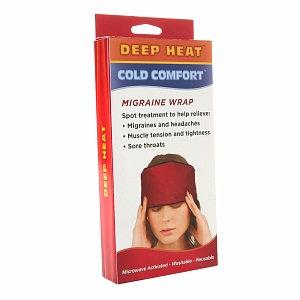Deep Heat Migraine Wrap