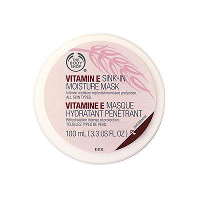THE BODY SHOP® Vitamin E Sink In Moisture Mask