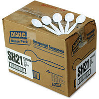 DIXIE FOOD SERVICE Dixie Foods Plastic Cutlery