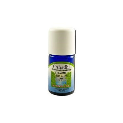 Oshadhi - Essential Oil, Chamomile Blue Atlas Wild, 3 ml