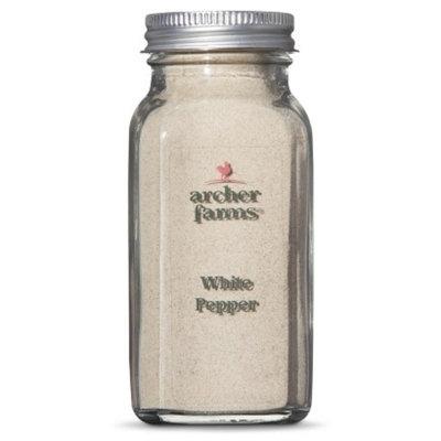 Archer Farms White Pepper Spice 3.2 oz