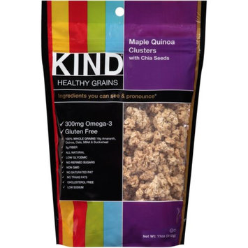 KIND Maple Quinoa Clusters with Chia Seeds, 1 ea