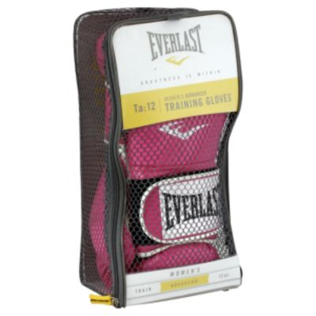 Everlast Pro Style 12 oz Womens Boxing Gloves - Pink
