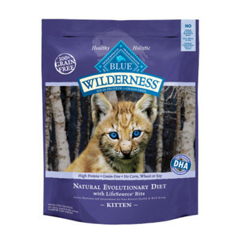 Blue Buffalo BLUE WildernessTM Grain Free Kitten Food