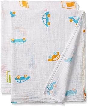 Aura Weavers AURA(tm) Weavers AW01P2S007R Beep N' Buzz baby blanket