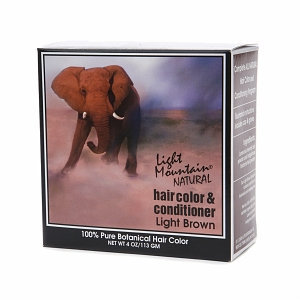 Light Mountain Natural Hair Color & Conditioning Program