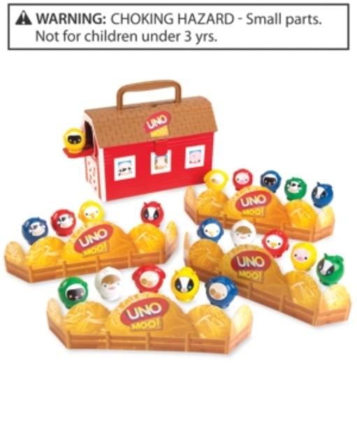 UNO MOO Preschool Game