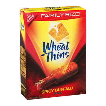 Nabisco Wheat Thins Spicy Buffalo