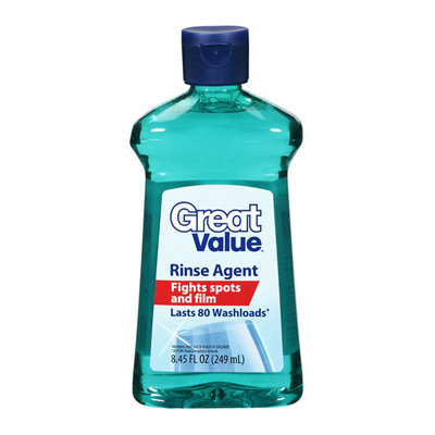 Great Value Rinse Agent 8.45 Fl Oz