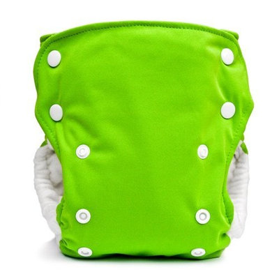 Babykicks 3G Pocket Diaper, Meadow/White Snaps (Discontinued by Manufacturer)