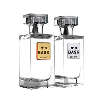 No.9 Bask No. 9 Bask 98.8 Percent Pure Square Bottle Spray - 1.75 Oz. - White Label