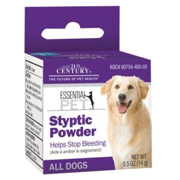 21st Century Styptic Dog Powder