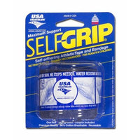 DOME INDUSTRIES SeflGrip Premium Support Bandage, Blue, 2 Inch