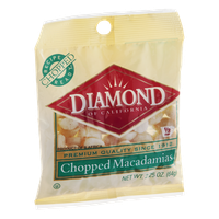 Diamond  Chopped Macadamias