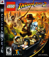 Traveller's Tales LEGO Indiana Jones 2  The Adventure Continues