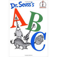 Random House Dr. Seuss's ABC (Beginner Books, I Can Read It All By Myself)