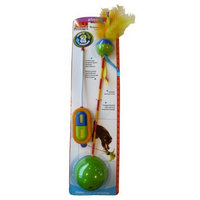 Petstages Run and Roll Remote Control Wand